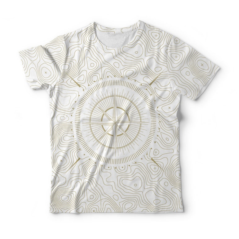 Geological Compass T-Shirt