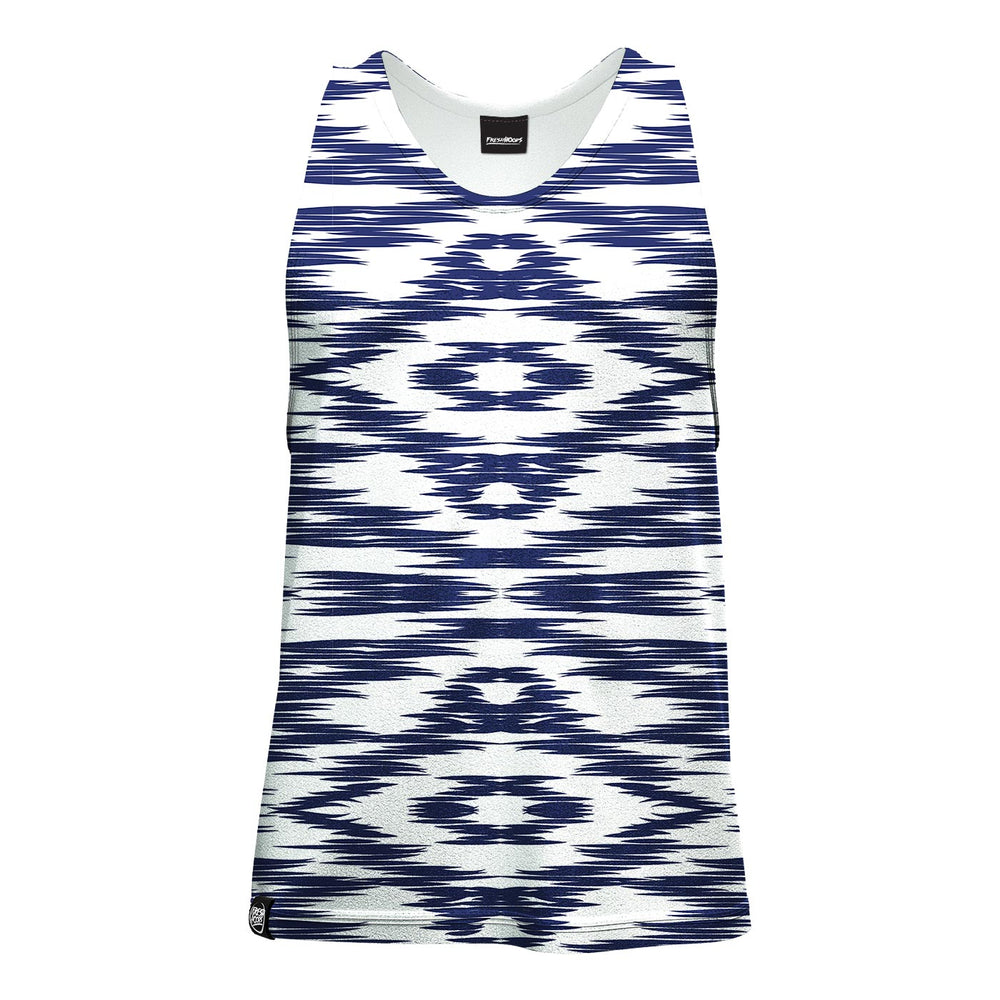Tribal Fount Tank Top