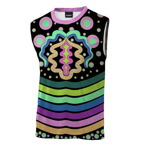 Rave Boss Sleeveless T-Shirt