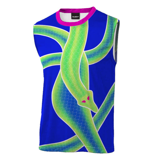 Snakes Start To Sing Sleeveless T-Shirt