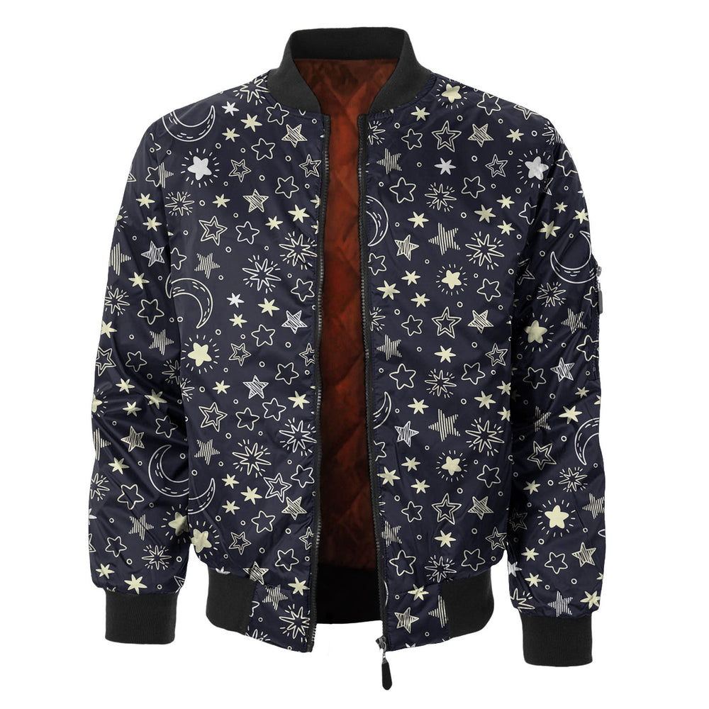 Mini Star Bomber Jacket