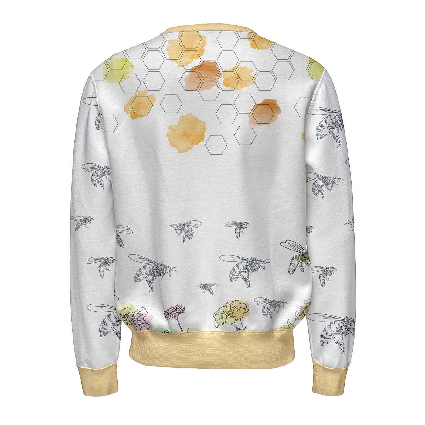 Minimal Bee Sweatshirt