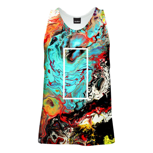 Oil Painting Tank Top