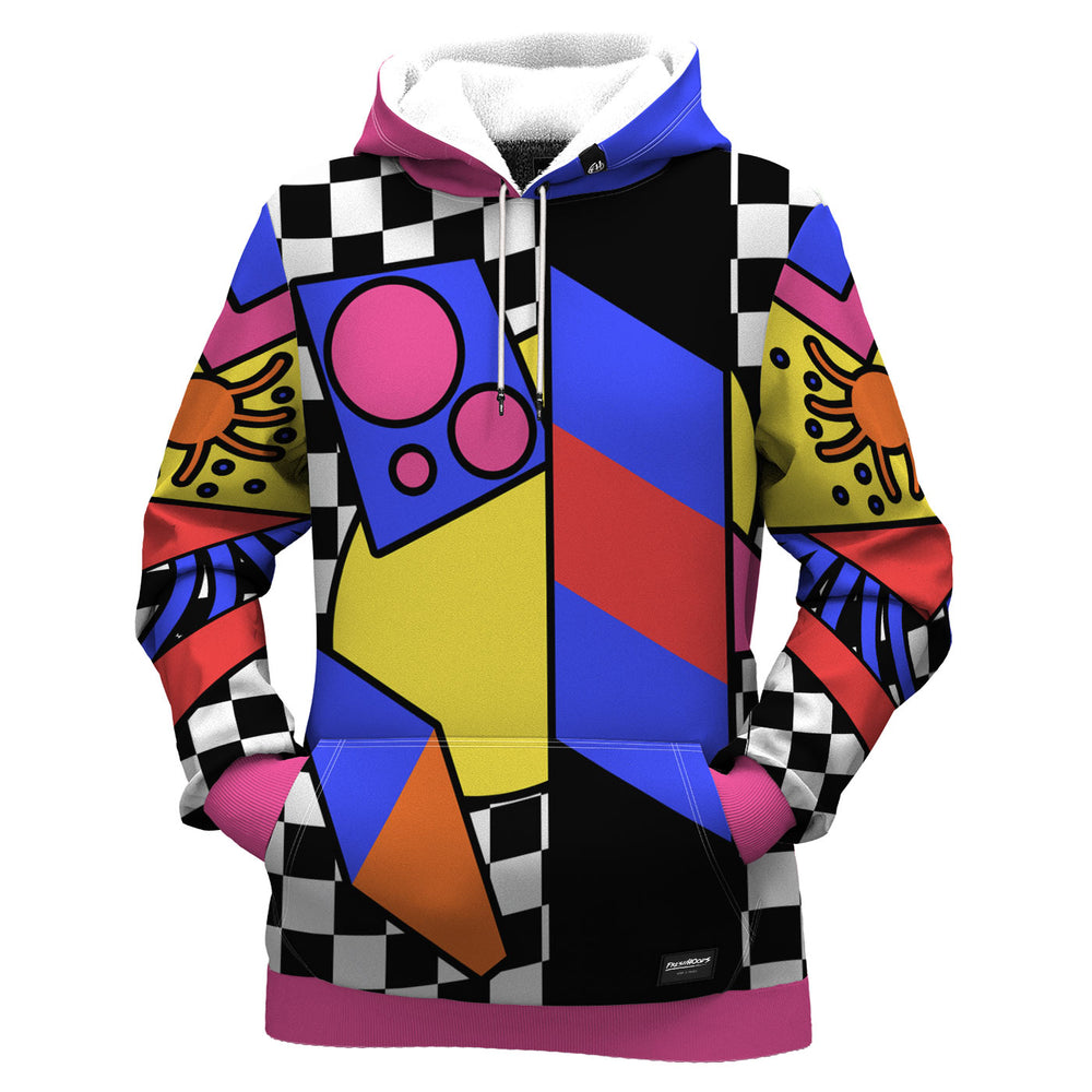 Colorful Women Hoodie