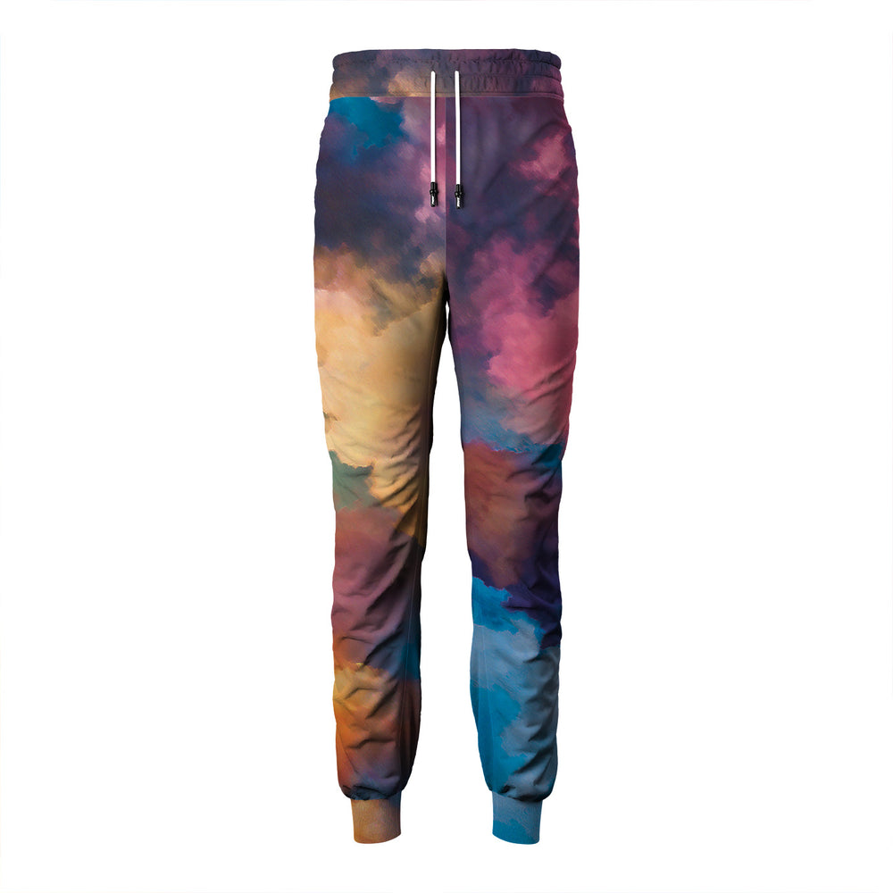 Abstract Sweatpants