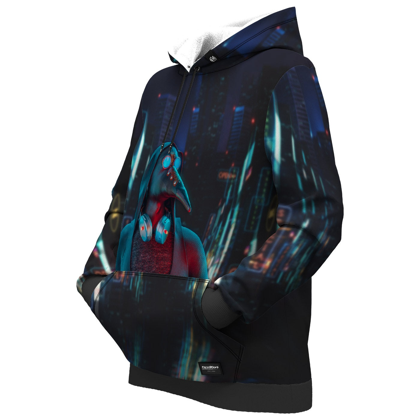 Witch Doctor Women Hoodie