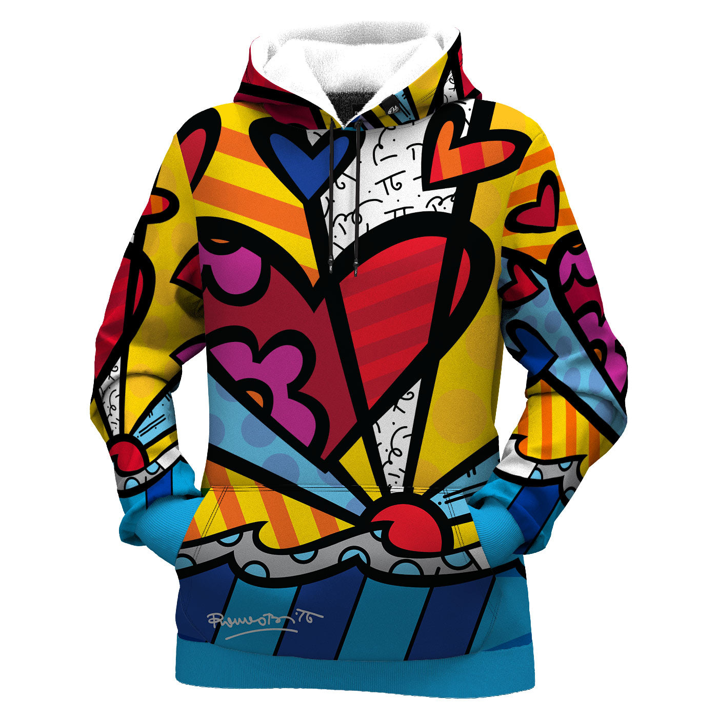 New Day Women Hoodie By Britto™