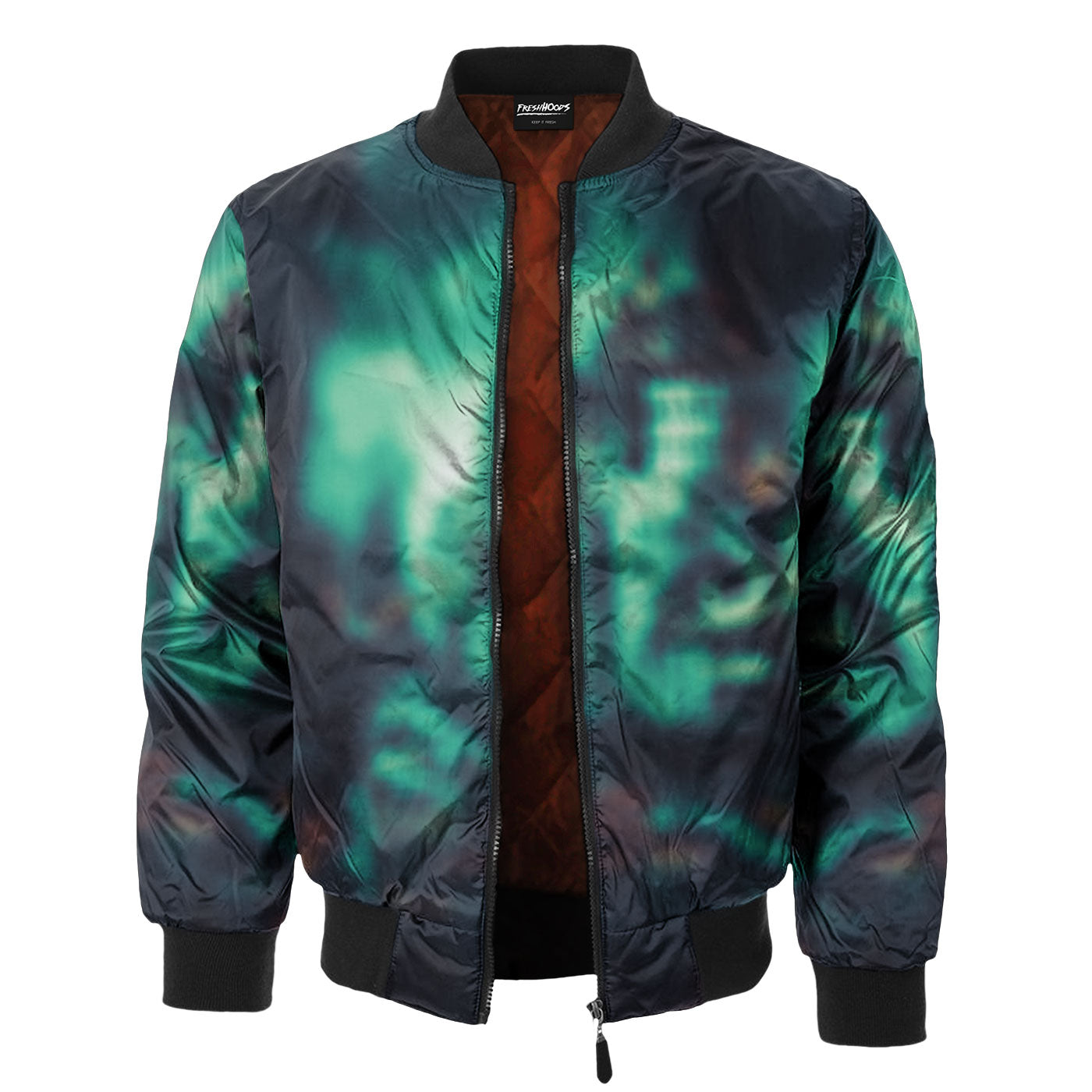 Revitalization Bomber Jacket