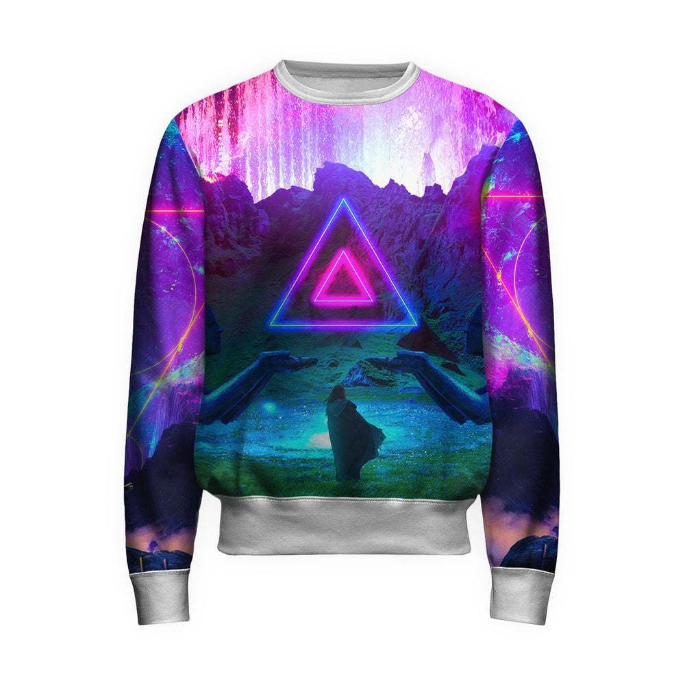 Neon Night Sweatshirt