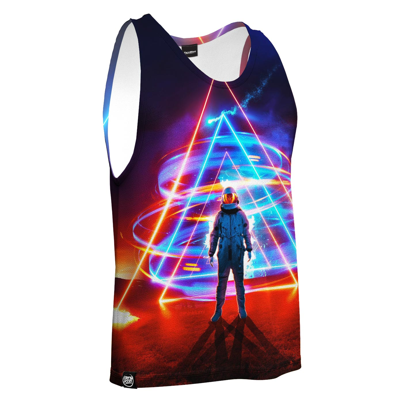 Triangle Portal Tank Top