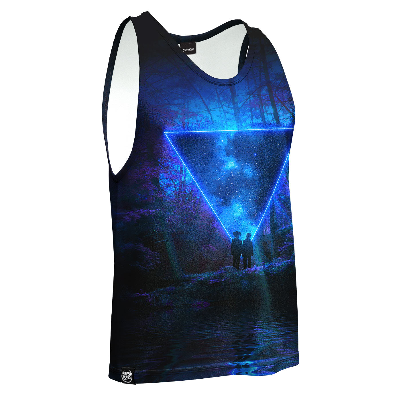 Craters Tank Top