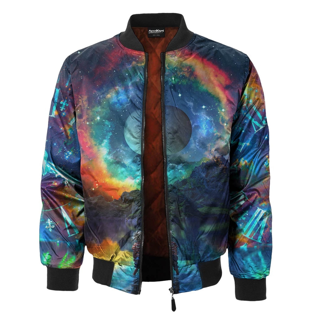 The Max Bomber Jacket