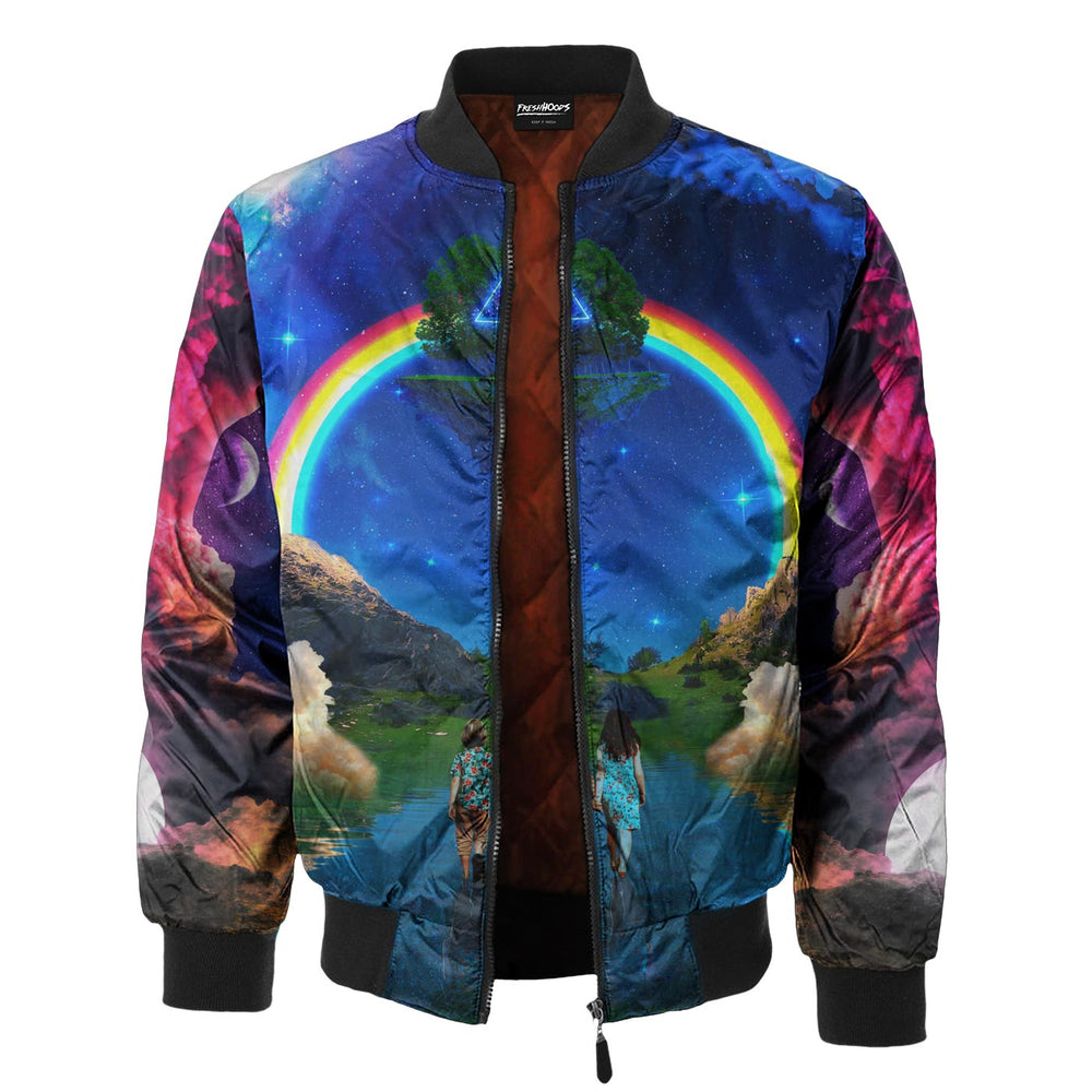 Launch Bomber Jacket