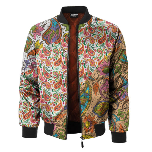 Stay Festive Bomber Jacket