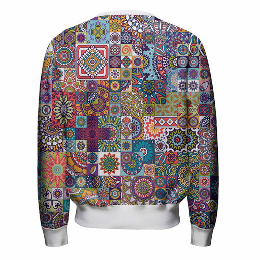 Tribal Mosaic Sweatshirt