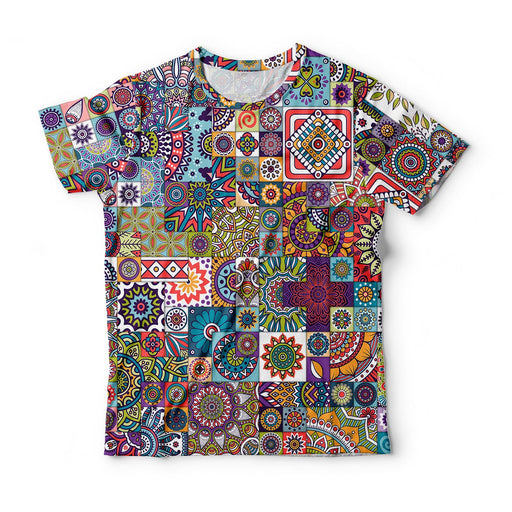 Tribal Mosaic T-Shirt
