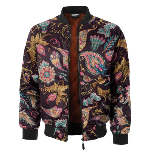 Majestic Bomber Jacket