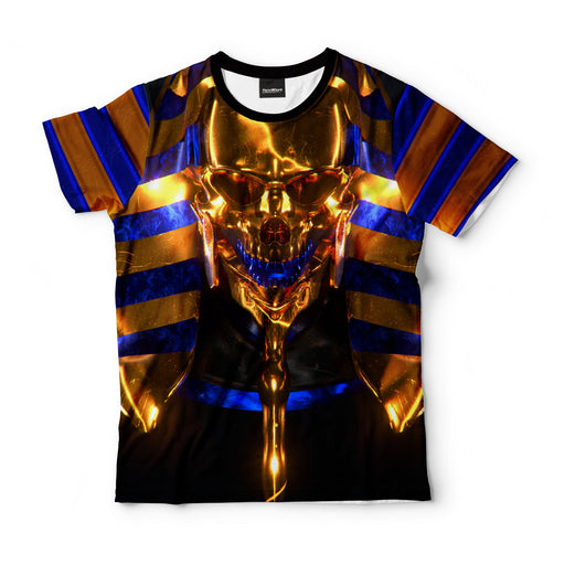 Golden Skull T-Shirt
