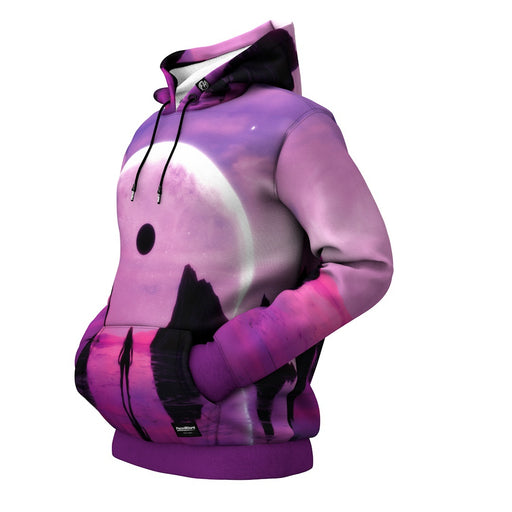 Purple World Hoodie