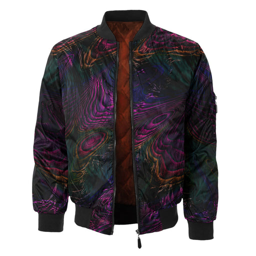 Teen Spirit Bomber Jacket