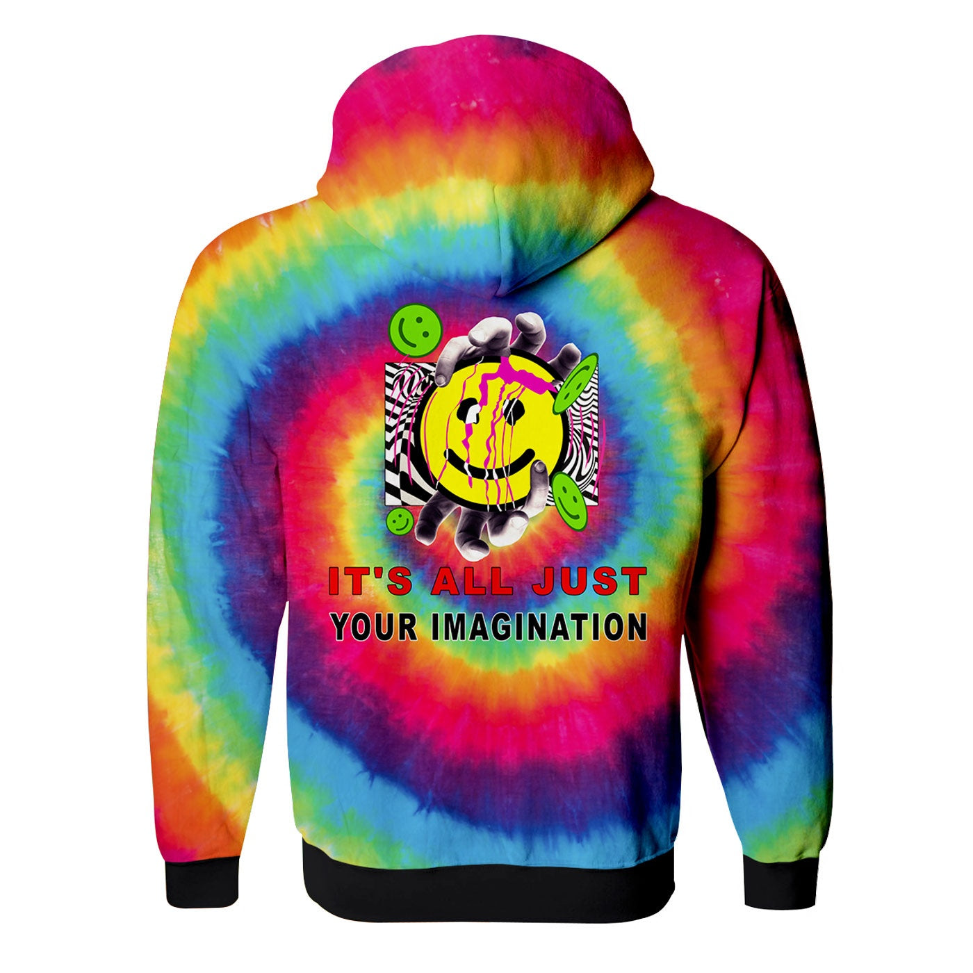 Imagination Zip Up Hoodie