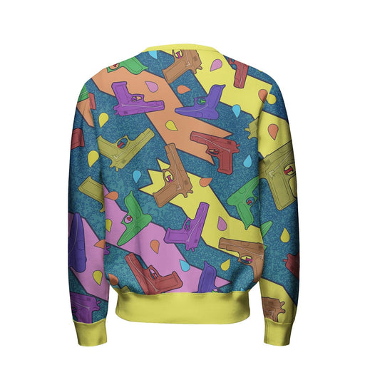 Water Guns Sweatshirt