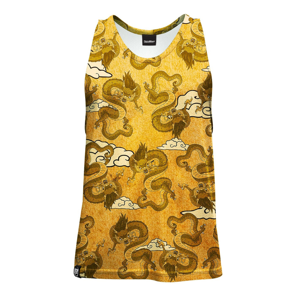 Ancient Dragons Tank Top
