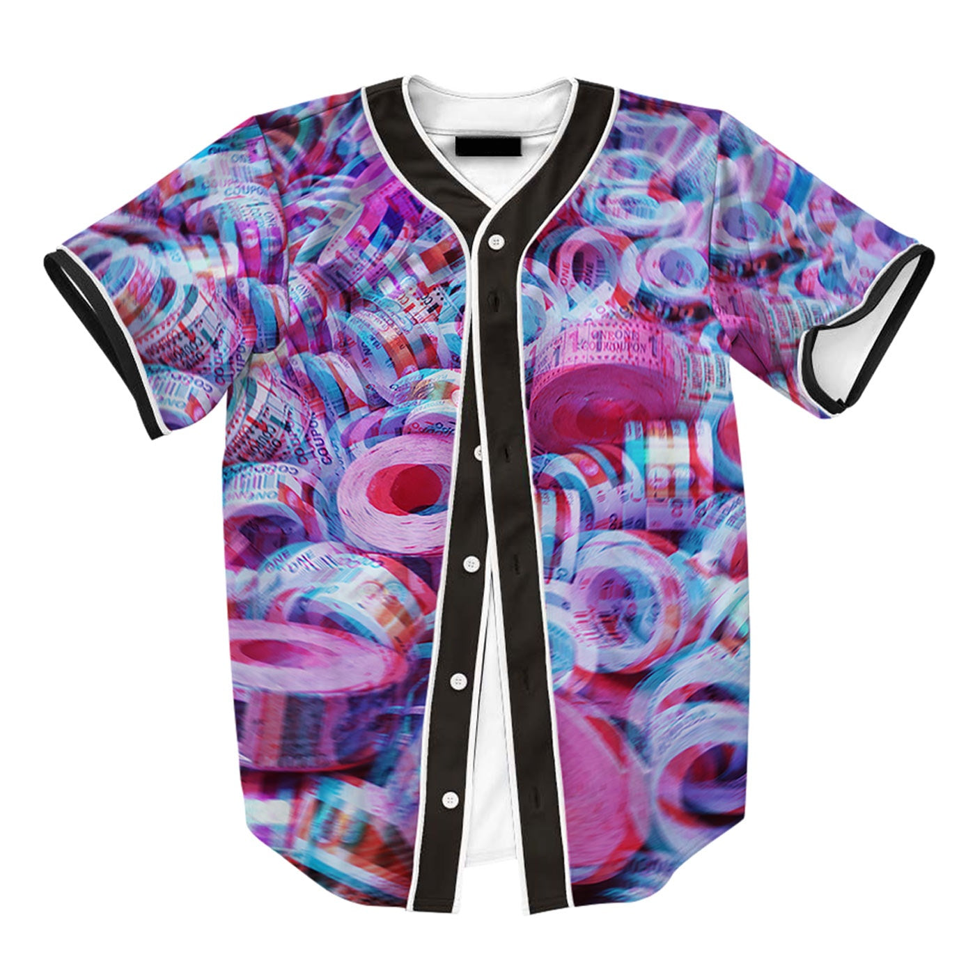Psychedelic Jersey