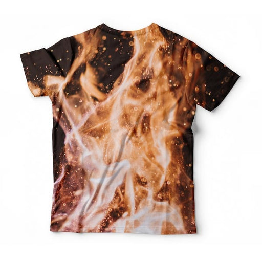 Sagittarius In The Flames T-Shirt
