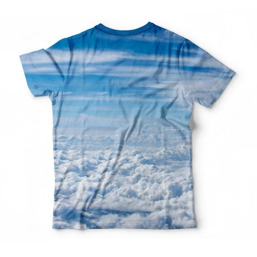 Aquarius In The Sky T-Shirt