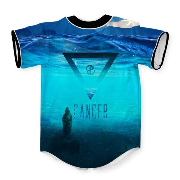 Cancer In The Sea Jersey