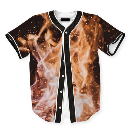 Sagittarius In The Flames Jersey