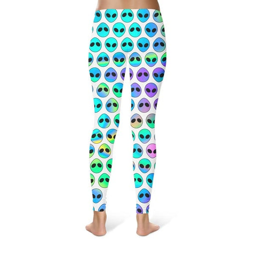 Alien Attack Leggings