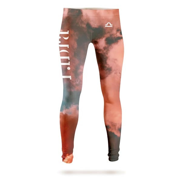 Libra In The Clouds Leggings