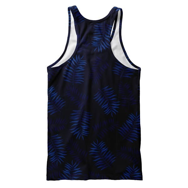 Off Blue Tank Top