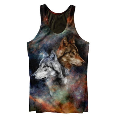 Wolves Tank Top
