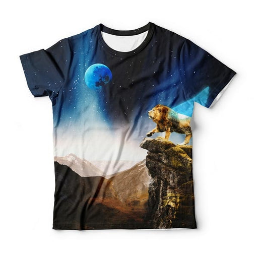 Lonely Lion T-Shirt