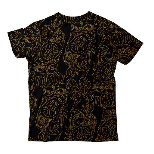 Carved Skull T-Shirt