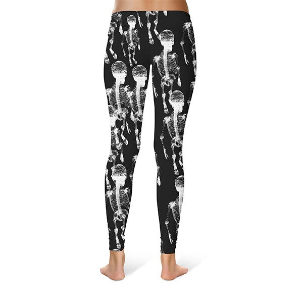 Skeleton Life Leggings