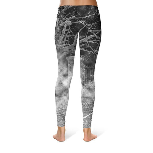 Graveyard Picnic Leggings