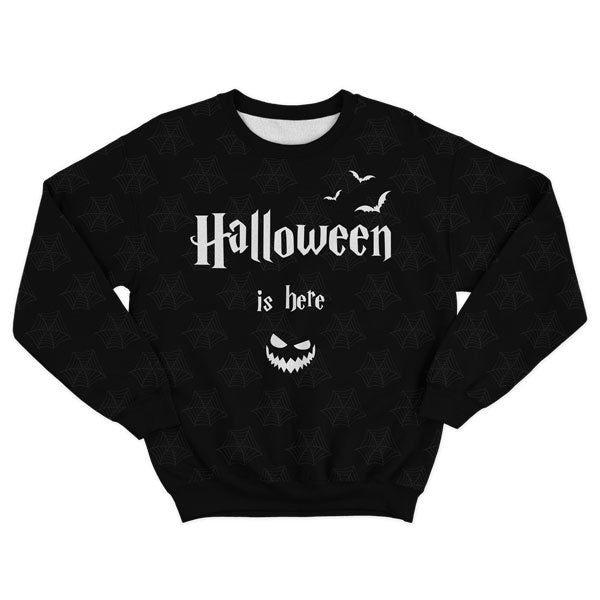 Halloween Is Here Pullover