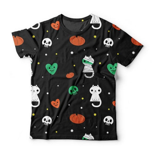 Scary Cat T-Shirt