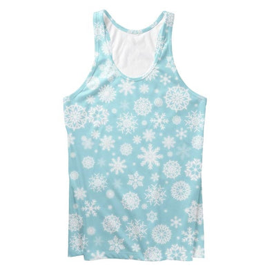 Crystal Flakes Tank top