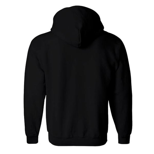 Boxed Zip Up Hoodie