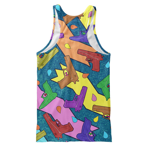 Water Guns Tank Top