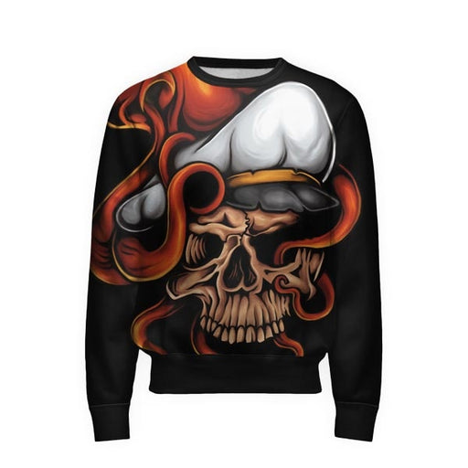 Octoskull Sweatshirt