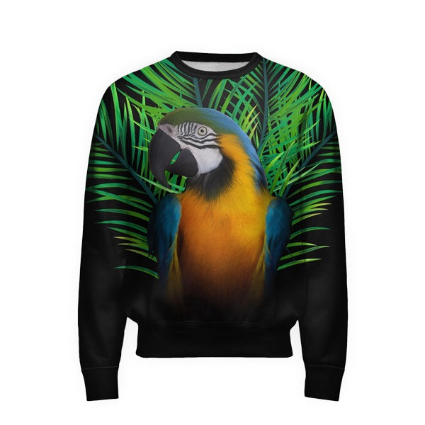 Jungle Bird Sweatshirt