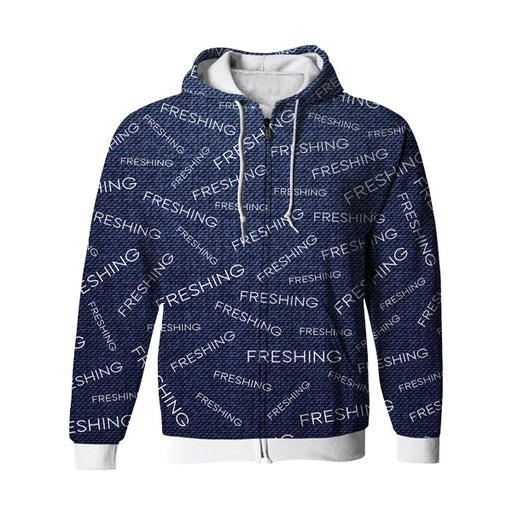 Refreshing Zip Up Hoodie