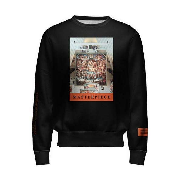 Masterpiece Sweatshirt