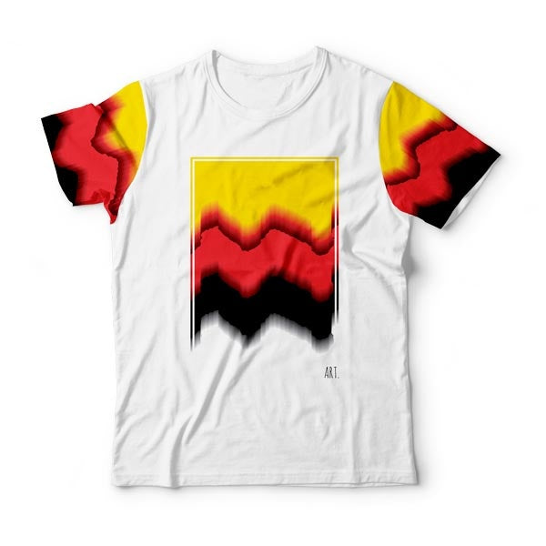 Abstract Art. T-Shirt
